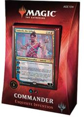 Commander 2018: Exquisite Invention