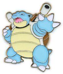 Pokemon Blastoise Pin