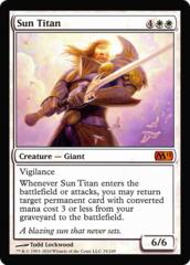 Sun Titan - Oversized Promo