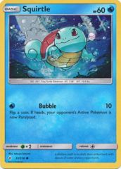 Squirtle - 33/214 - Blastoise GX Premium Collection Promo