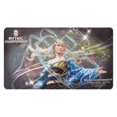 Mythic Championship 4 Ltd. Ed. Playmat - Mu Yanling