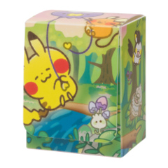 Pokemon Center Deck Case - Pikachu Yurutto