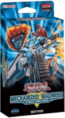 Mechanized Madness Structure Deck (Ships Apr 17)