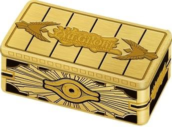 Gold Sarcophagus Tin - Case of 12