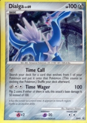Dialga – DP49 – Promotional