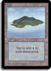 Island (A) [Green & Beach]