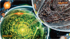 Philadelphia Eternal Weekend 2014 Ltd. Ed. Playmat - Crucible of Worlds