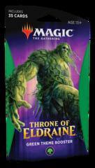 Throne of Eldraine Theme Booster - Green