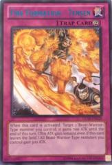 Fire Formation - Tensen - Blue - DL18-EN020 - Rare - Unlimited Edition