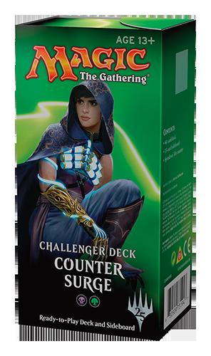 Challenger Deck - Counter Surge