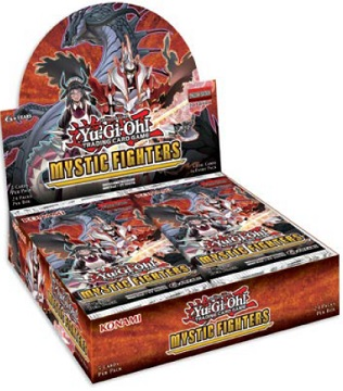 Mystic Fighters Booster Box (Ships Nov 22)