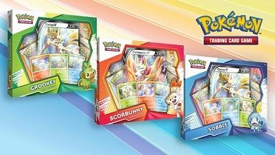 Pokemon Galar Collection - Scorbunny (Ships Nov 15)
