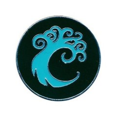 Ravnica Allegiance Guild Pin - Simic