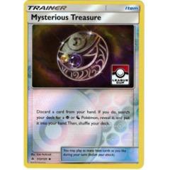 Mysterious Treasure - 113/131 - League Promo