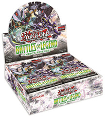 Battles of Legend Hero's Revenge Booster Box
