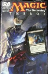 Magic the Gathering: Theros #5 (of 5) (Includes Duress Promo)