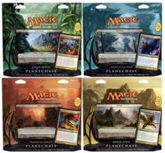 Planechase 2012 - Set of 4