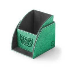 Dragon Shield Green/Black Nest 100+ Deck Box