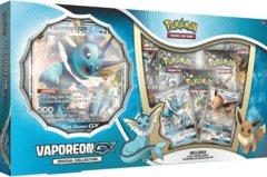Pokemon Vaporeon GX Collection