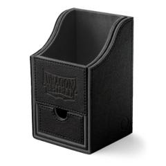Dragon Shield Black/Black Nest+ (with tray) 100+ Deck Box