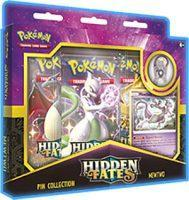 Hidden Fates Pin Collection - Mewtwo (Ships Aug 23)