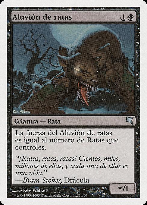 Colonie de rats (Swarm of Rats) #14/60