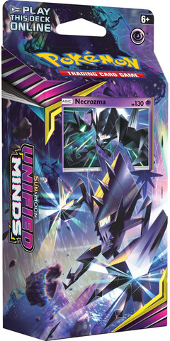 Pokemon Sun & Moon Unified Minds Theme Deck - Necrozma