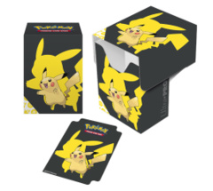 Ultra Pro Pikachu 2019 Deck Box