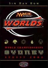 2002 Sim Han How World Champ Deck