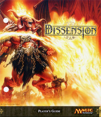 Dissension - Player's Guide