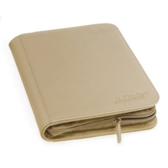 Ultimate Guard 4-Pocket Zipfolio XenoSkin - Sand