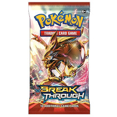 XY - BREAKthrough Booster Pack