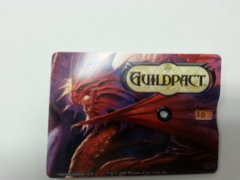 Niv-Mizzet the Firemind - Guildpact Life Counter