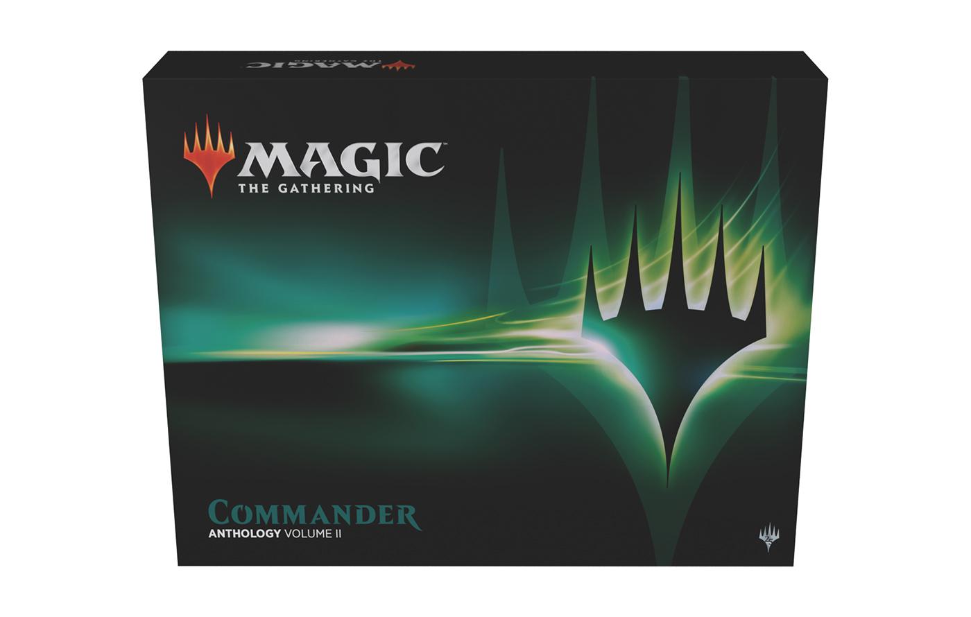 Commander Anthology. Vol 2