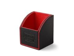 Dragon Shield Black/Red Nest 100+ Deck Box
