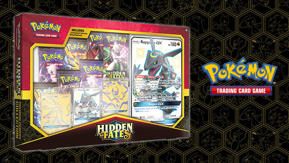 Hidden Fates Premium Powers Collection Box