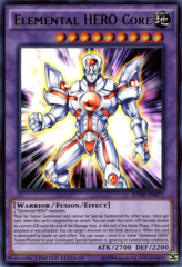 Elemental HERO Core - JUMP-EN071 - Ultra Rare - Limited Edition