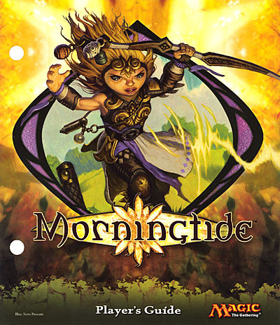 Morningtide - Players Guide