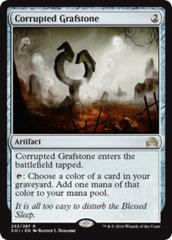 Corrupted Grafstone - Foil