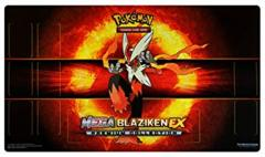 Pokemon Mega Blaizken Ex Box Playmat