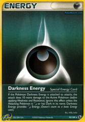 Darkness Energy - Rare - Reverse Holo