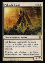 Palisade Giant - Foil