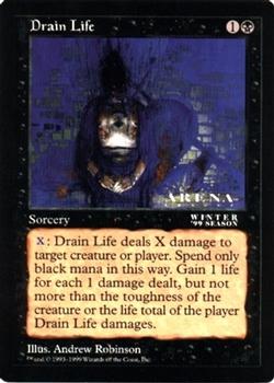 Drain Life - Oversized Promo