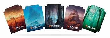 Ultra Pro Card Dividers - Unstable Lands (15ct)