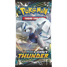 Pokemon Sun & Moon - Lost Thunder Booster Pack