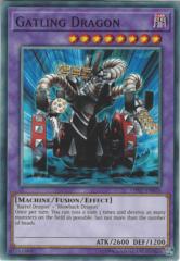 Gatling Dragon - OP07-EN026 - Common - Unlimited Edition