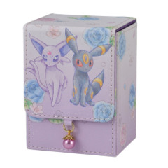 Pokemon Center Deck Case - Espeon & Umbreon