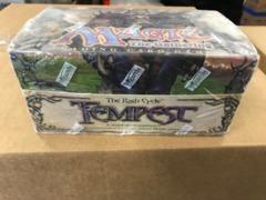 Tempest Tournament Starter Deck Box (Scan 2311)
