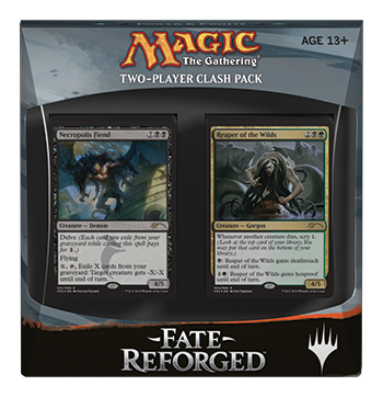 Fate Reforged Clash Pack - Power & Profit