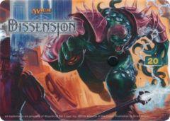 Dissension,Shielding Plax, Tournament Life Counter 1-30